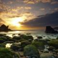 Hình ảnh thiên nhiên màu hoàng hôn
