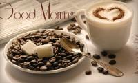 Beautiful Lovely Good Morning HD Wallpaper