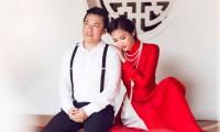 Hình ảnh cưới đẹp của Lam Trường
