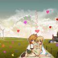 Hình ảnh nền tình yêu đẹp