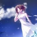 tải hình nền anime dễ thương