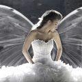 Hình nền thiên thần 3D