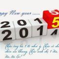 thiệp chúc mừng năm mới 2015 cực đẹp