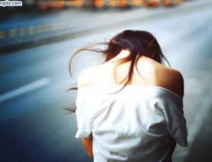 hình ảnh buồn về tình yêu