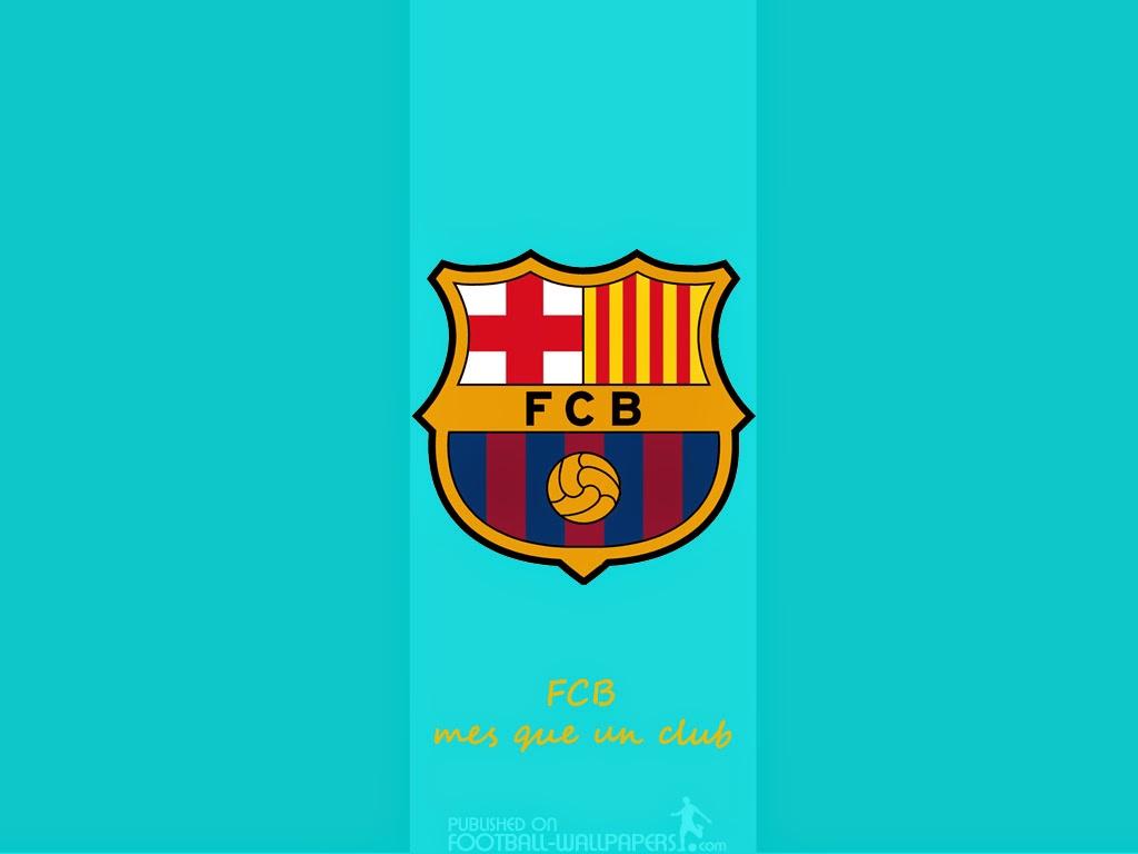 tải hình nền logo đội bóng barcalona