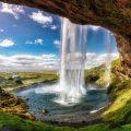 thiên đường ở Icelland