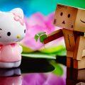 hình nền Hello Kitty đẹp full HD