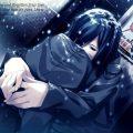 Hình nền Anime buồn cô đơn