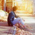 hình nền boy buồn cô đơn