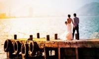 Ảnh cưới lãng mạn