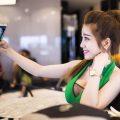 hình nền hot girl DJ Ny Saki