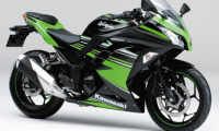 Kawasaki Ninja 300 ABS 2016